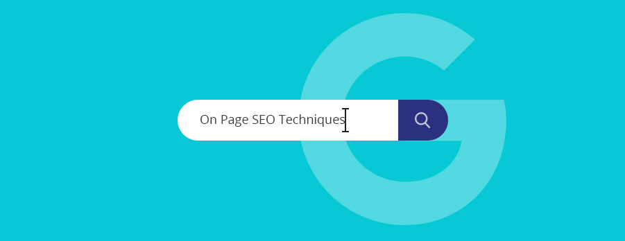 on page seo technique 2018
